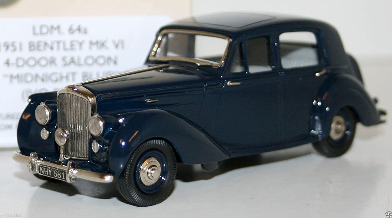 LANSDOWNE LDM64a 1951 BENTLEY MK VI 4-DR - MID Blau