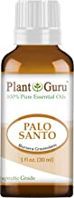Palo Santo (Holy Wood) Essential Oil 1 oz / 30 ml 100% Pure Undiluted Therapeutic Grade.