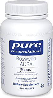 Pure Encapsulations Boswellia AKBA | Supplement to Support Joints, Immune System, Gastrointestinal Tract, and Cell Health*...