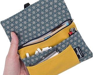 Tabaquera de tela japonesa - Funda Pitillera para tabaco de liar