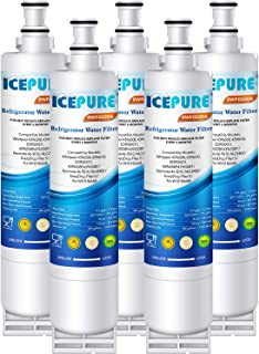 ICEPURE Whirlpool 4396508; 4392857 4396547; 46-9010 9008 Compatible Water Filter 5 Pack