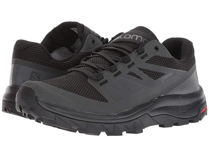 Salomon Outline GTX Shoes Damen shadowurban chiccoral