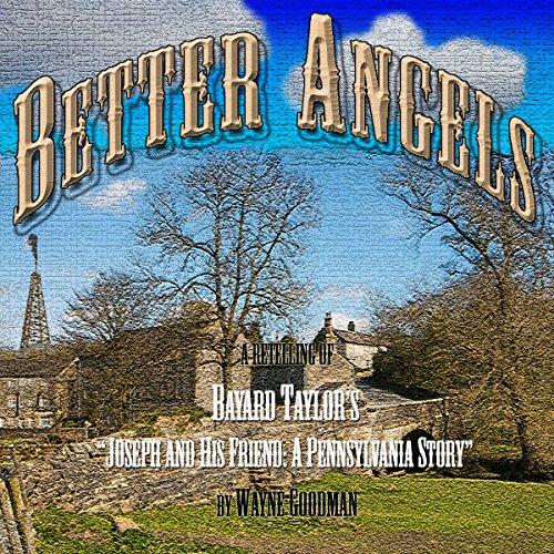 Better Angels audiobook cover art