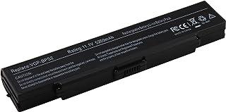 Batería de Ordenador Portátil Para Notebook Sony Vaio VGN-FE48E, FE48M, VGN-FJ, FJ1S, FJ1Z/W, VGN-FJ3M, FJ3S/W, VGN-FJ170, FJ270, FJ270P/B, VGN-FJ1SR, FJ3SR/B, FE31B, VGN-FE31HR, FE31M, VGN-FE, FE31Z, FE31H, VGN-FE31ZR, FE39VP, FE41E, VGN-FE41M, FE41MR, VGN-FE41S, VGN-FE48E