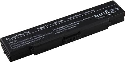 4400mAh Notebook Laptop Ersatz Akku Batterie f r Sony Vaio SVE VPC-CA VPC-CB VPC-EG VPC-EH VPC-EJ VPC-EK VPC-EL VPCEG  ersetzt VGP-BPL26 VGP-BPS26 VGP-BPS26A
