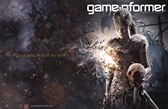 Game Informer 289 - The World's #1 Video Game Magazine - May 2017 - Hellblade: Senua's Sacrifice