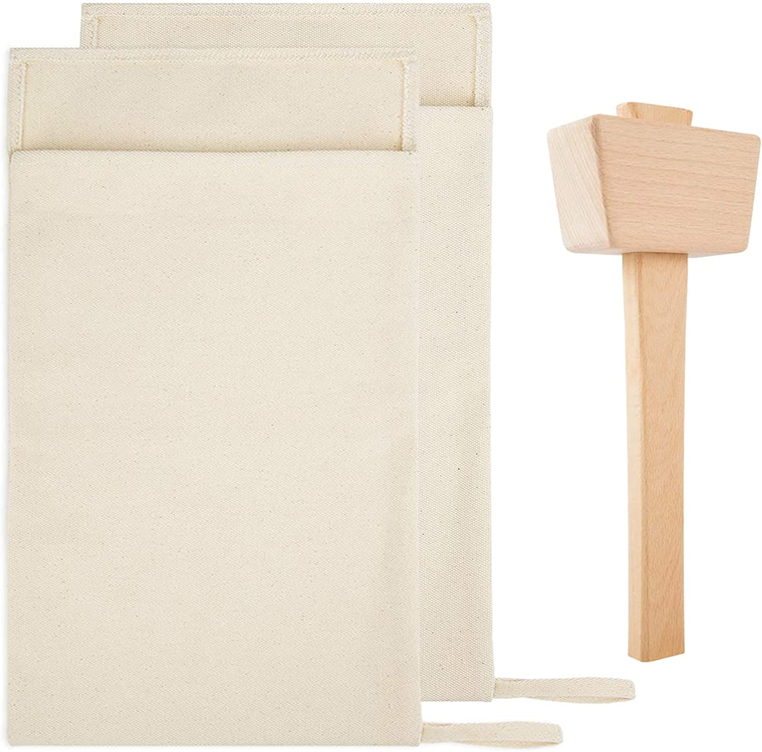 Pack of 2 Professional Lewis Bags 1 and Piece Ranking TOP13 Limited time for free shipping Set-13. Ice Mallet