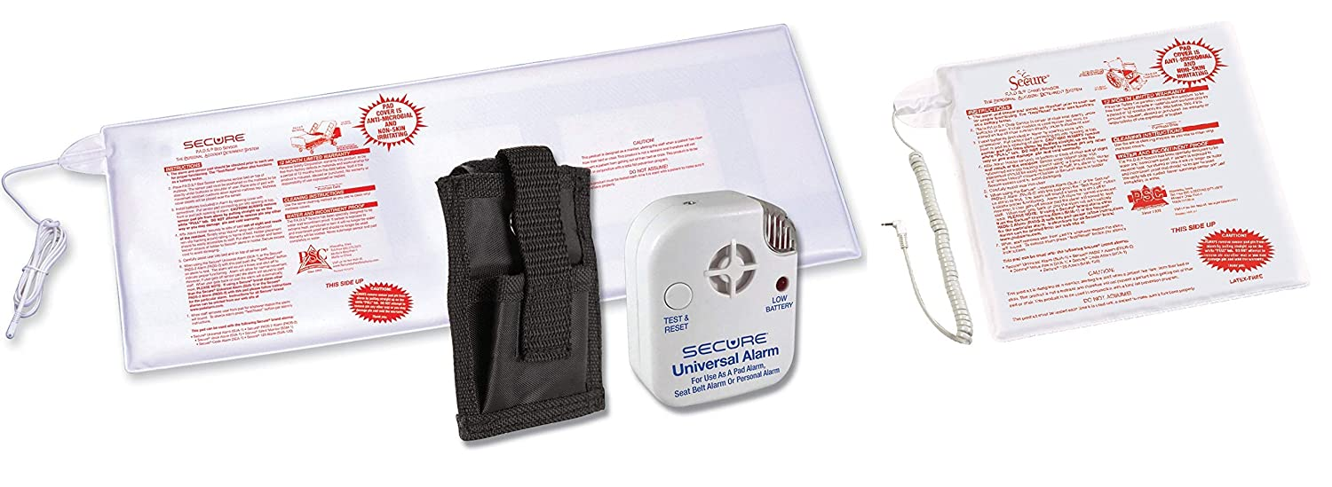 Secure Year-end gift Long Term Bed Chair Exit Wa for Alarm Set outlet Fall Sensor