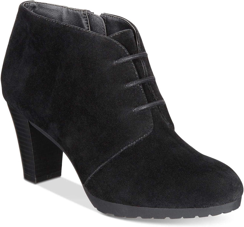 Giani Bernini Womens Orlaa Closed Toe Ankle Fashion Boots