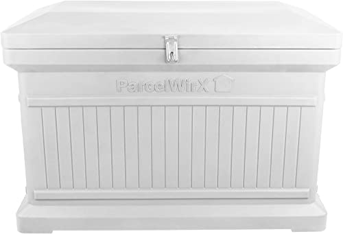 RTS Companies Inc 550200500A7681 ParcelWirx Storage Cabinet, Slate Grey