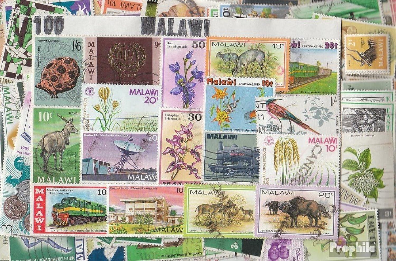 venta de ofertas Prophila Collection Collection Collection Malawi 500 Diferentes Sellos (Sellos para los coleccionistas)  precio mas barato