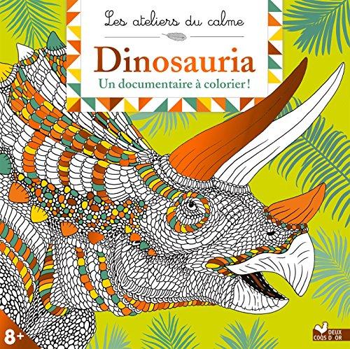 Dinosauria: Un documentaire à colorier !