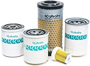 Kubota Genuine OEM B3030 B3000 B3300 B7800 Maintenance Tune Up Kit