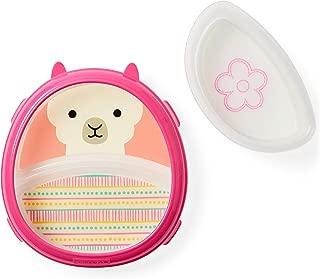 Skip Hop Baby Plate & Bowl Smart Serve Set, Llama