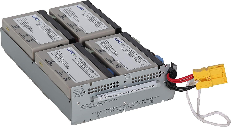 APCRBC159-UPC Replacement Battery for APCRBC159, SMT1500RM2UC, SMT1500RMI2UC