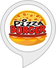 Pizza o Hamburguesa