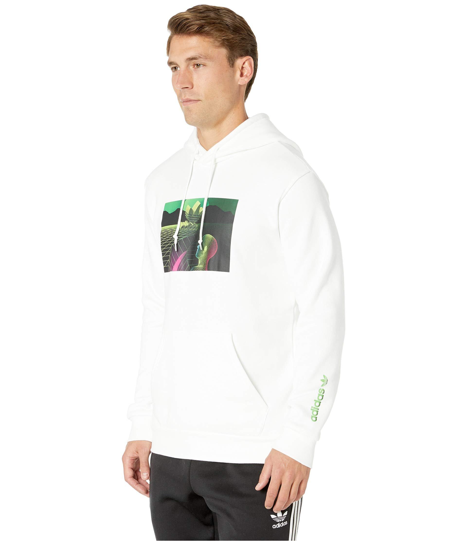adidas tropical hoodie