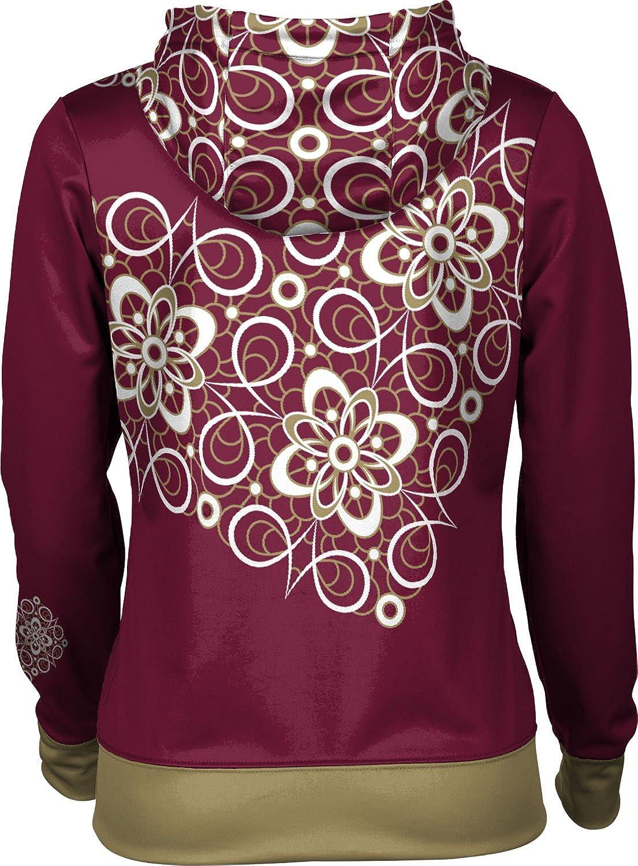 ProSphere Kutztown University Girls' Pullover Hoodie, School Spirit Sweatshirt (Foxy)