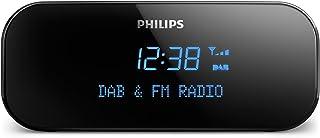 comprar comparacion Philips Clock Radio AJB3000 - Radio reloj (DAB +, sintonizador digital de FM, despertador incorporado, despertador suave, ...