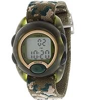 Children's Camouflage Digital Stretch Band Watch