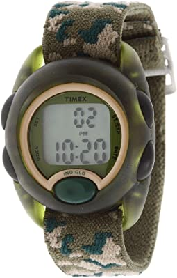 Timex - Children's Camouflage Digital Stretch Band Watch