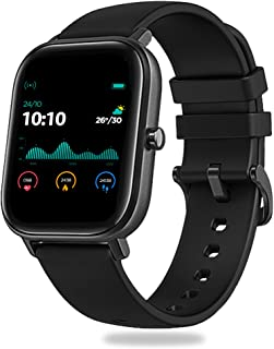 Sponsored Ad - Pebble Pace Smart Watch with Full Touch Dynamic Colour Display, Multiple Sports Mode, Built-in oximeter, HR...