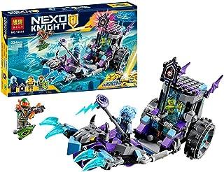 Bela Nexo Knights Mobile Prison Ruins Building Blocks 224 Pcs - 03941