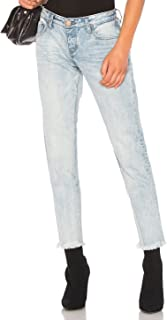 One Teaspoon Sunbleach Blue Awesome Baggies Distress Jeans Denim