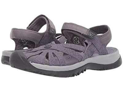 Keen Rose Sandal (Shark/Lavender Grey) Women