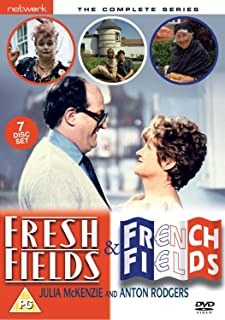 Fresh Fields/French Fields - The Complete Series anglais