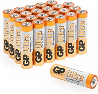 AA Batteries  Pack of 24 GP Batteries Superb operating time  1.5V - Mignon - LR06 - MN1500-15A - AM3