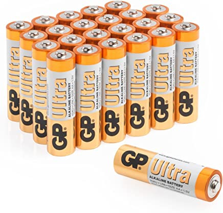 AA Batteries |Pack of 24|GP Batteries|Superb operating time| 1.5V - Mignon - LR06 - MN1500 - 15A - AM3