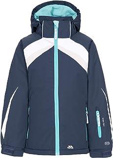 Trespass Girls Distinct Ski Jacket (UK Size: 2-3 Years) (Navy)