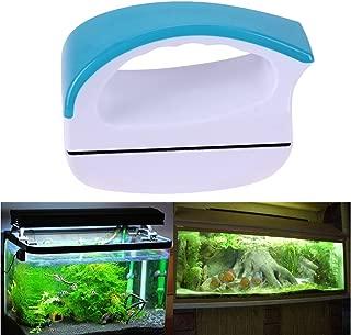 Amicc Aquarium Window Cleaning Magnetic Double Side Glass Wiper Brush Aquarium Fish Tank Glass Cleaner Floating Clean