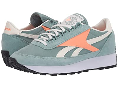 Reebok Lifestyle Az Princess (Green Slate/Sunbaked Orange/Chalk) Women