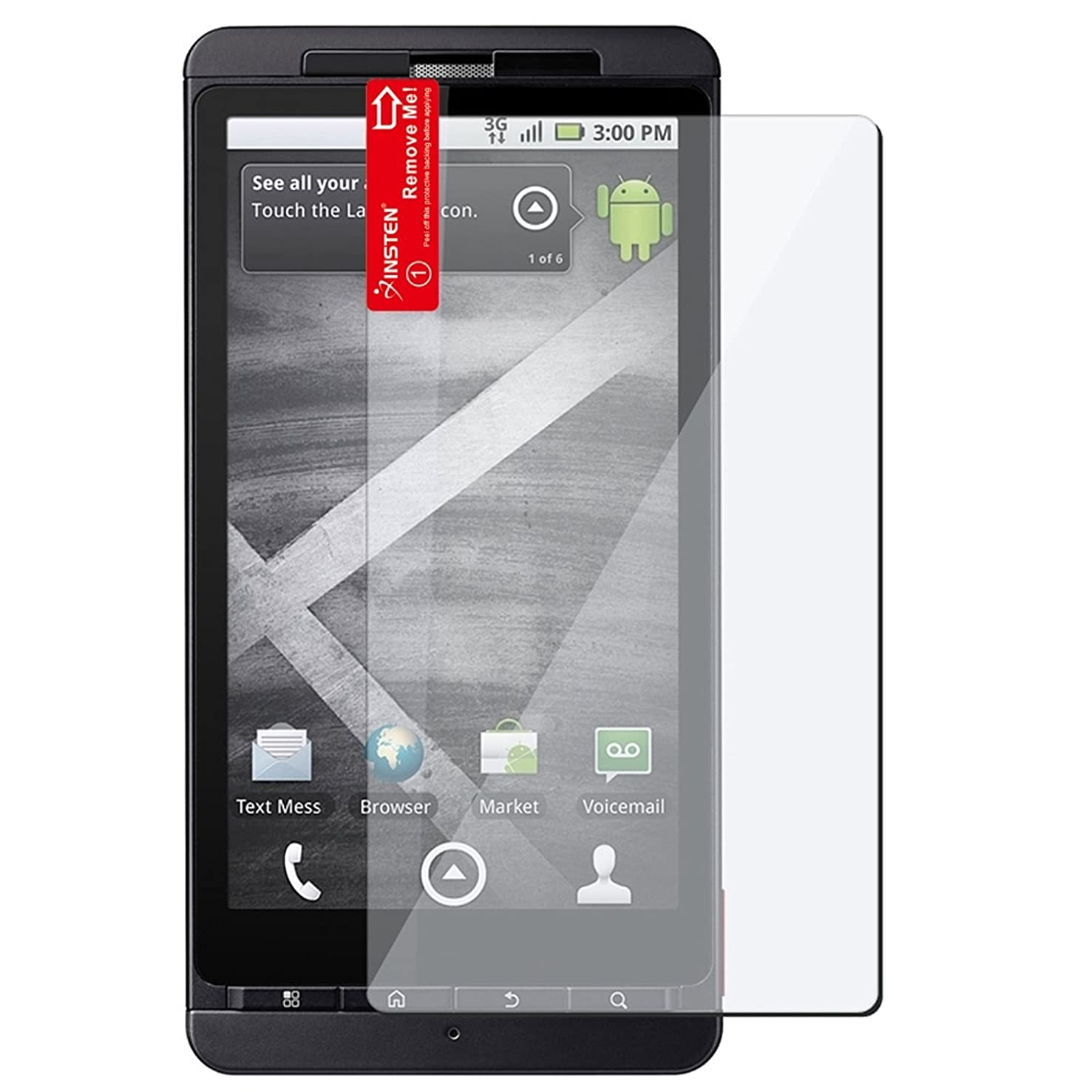 Motorola Droid X Screen Protector Motorola MB810