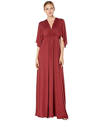 Rachel Pally Jersey Long Caftan Dress (Gamay) Women