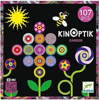 DJECO Kinoptik Garden Construction Design Toy