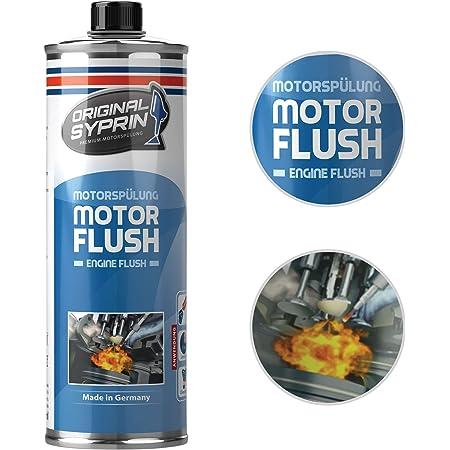 SYPRIN Original Nettoyant Moteur pour Moteur Essence et Diesel Moteur, Moteur Huile Flush 250 ML