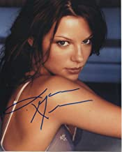 Lauren German Signed Lucifer Chicago Fire Color 8x10 Photo With COA pj2