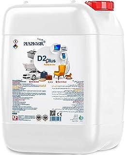 NANOSIL 5 Liter Multi-Purpose Disinfectant 99.999% Effective Non Alcoholic Sanitizer Formula Inactivation Viruses Steriliz...