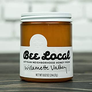 Bee Local, Honey Willamette Valley, 8 Ounce