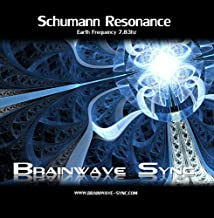 Schumann Resonance - Earth Frequency 7.83hz - with Brainwave Entrainment, Binaural Beats and Isochronic Tones