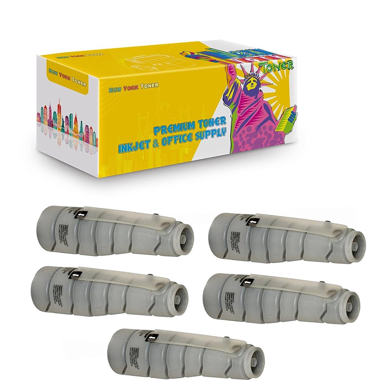 New York TonerTM New Compatible 5 Pack TN311 8938-402 High Yield Toner for Konica-Minolta : BizHub 350 | 362. --Black