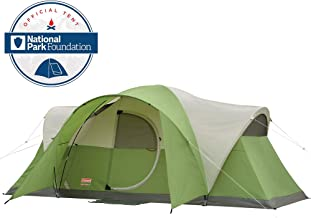Coleman Tent for Camping | Elite Montana Tent with Easy Setup (Renewed)