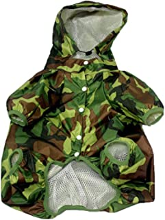 gf pet raincoat