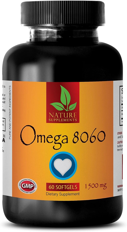 Natural Large-scale sale Fish Oil Manufacturer regenerated product Omega-3 - Omega 8060 GELS Fis Soft