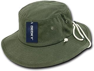 8b47005428a Decky Inc Aussie Outdoor Fishermans Cotton Boonie Bucket Hats 510