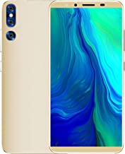 Điện thoại di động Android – Veecome 5.72 inch Large Screen Smartphone P20plus 4G+32G Face ID Android Cellphone Golden EUR Plug