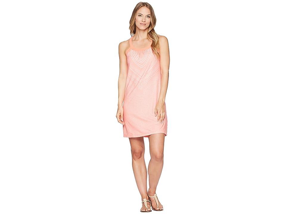 Prana Cantine Dress (Peach Synergy) Women